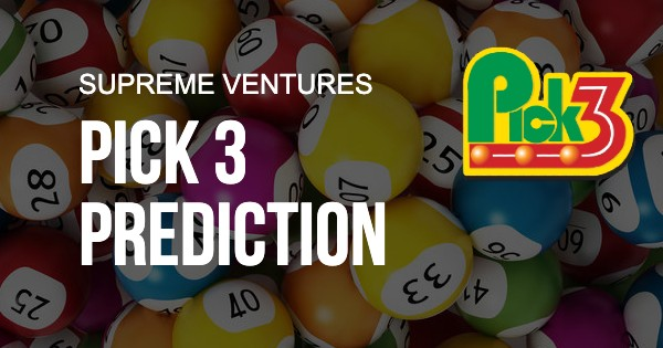 How to Pick 3 Predictions